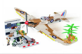 <b>Конструктор COBI</b> Самолет Supermarine Spitfire <b>Desert</b> Airstrip ...