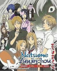 <b>Anime</b> DVD <b>Natsume Yuujinchou</b> Season 1-6 Vol.1-75 End Movie ...