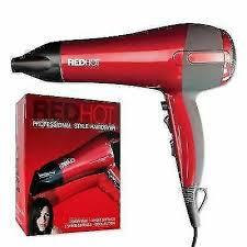 Redhot Professional Hair Dryer <b>2000W</b> for sale online | eBay