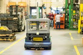 Autonomous Material Handling and Dock Equipment Data ...