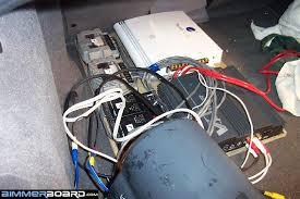 how to replace your dsp amp an aftermarket unit er each connection upon permanant implementation of the system as i plan to keep this car till it is junkyard time