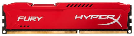 Оперативная <b>память</b> 8 ГБ 1 шт. <b>HyperX</b> Fury HX318... — купить по ...