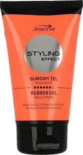 Резиновый <b>гель</b> для <b>стайлинга</b> волос - Joanna <b>Styling</b> Effect ...