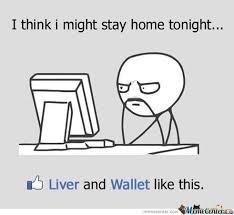 My Plan For Friday Night by ibr25 - Meme Center via Relatably.com