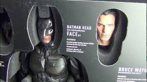 Hot Toys Batman DX12 <b>1/6 Scale</b> The Dark Knight Rises Collectible ...