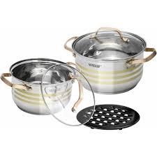 <b>Набор посуды 5 предметов</b> (Dora) Vitesse VS-2080 купить в ...