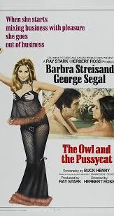 The Owl and the <b>Pussycat</b> (1970) - IMDb
