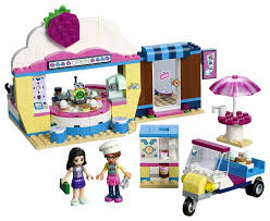 Купить <b>конструктор LEGO</b> Friends 41366 <b>Кондитерская Оливии</b> ...
