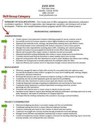 for you the groups in our below resume template skills section