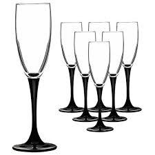Набор <b>бокалов для шампанского Luminarc</b> Domino H8167 170мл ...