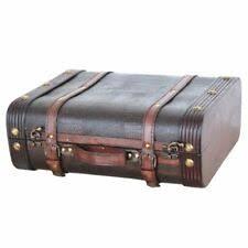 Дорожный чемодан в стиле ретро - огромный выбор по лучшим ...