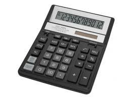 Купить <b>калькулятор Citizen SDC</b>-<b>888XBK</b>, 12-разрядный (чёрный ...