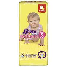 <b>Трусики Libero Dry</b> pants, 32 шт | Магнит Косметик