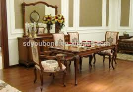 latest dining tables:  latest wood dining table set italy dining table designs in wood