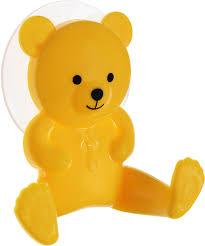 "<b>Крючок</b> двойной <b>Artmoon</b> ""Медведь"", на вакуумной присоске <b>Art</b> ..."