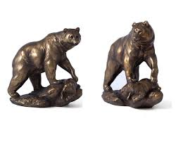 <b>Фигурка декоративная Медведь</b> 23*13*23 см/6 купить в ...