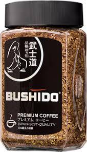 <b>Кофе растворимый BUSHIDO</b> Black Katana <b>сублимированный</b> ст ...