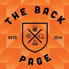 The Back Page <b>Autumn Vintage</b> Sports & Streetwear Event <b>2019</b>