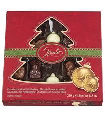 <b>Hamlet</b> Winter Елка новогодний подарочный набор <b>конфет</b> 250 г