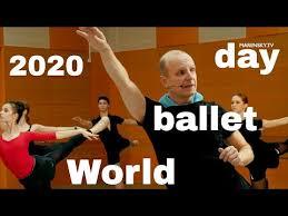 Международный день балета: Большой театр / World <b>Ballet</b> Day ...