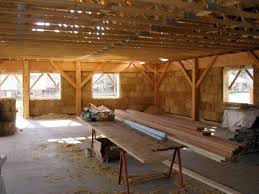 A Passive Solar Straw Bale House   Green Passive Solar MagazineTwo Ways of Building   Straw Bale