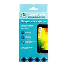 Купить <b>Защитное стекло CaseGuru для</b> iPhone 6, черная рамка ...