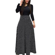Ywoow <b>Women's Long</b> Sleeve <b>Floral</b> Boho Print <b>Long</b> Maxi Dress ...