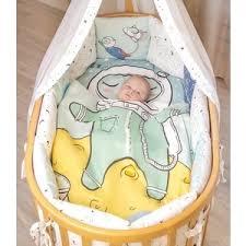 Комплект в кроватку AmaroBaby 18 предметов Exclusive Creative ...