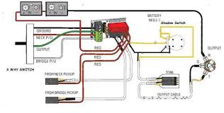 solved shadow kill pot wiring diagram with 2 active fixya Old Emg Wiring Diagrams the black on the shadow kill switch to the open post on the kill switch pot it will be a loop just like on the output white wires that should fix it old emg wiring diagrams
