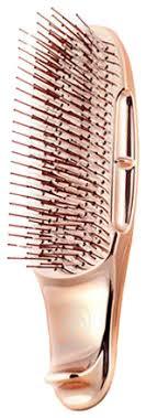 <b>Короткая универсальная массажная расческа</b> Scalp Brush World ...