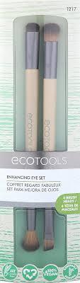 <b>EcoTools Набор</b> из двух кистей для макияжа глаз Eye Enhancing ...