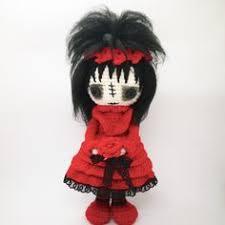 CROCHET <b>PATTERN</b> Sally <b>Nightmare</b> Before <b>Christmas</b> doll ...