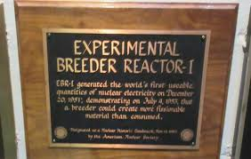 「EBR-I(Experimental Breeder Reactor No.1 map)」の画像検索結果