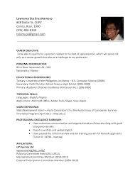 sample resume for english teacher