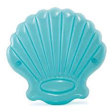 <b>Матрас</b> надувной для плавания, <b>INTEX</b>, <b>Остров Морская</b> ракушка ...