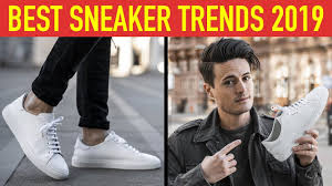5 Best Sneaker <b>Trends</b> for <b>Men</b> 2019 | Must Have <b>Shoes</b>! - YouTube