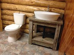 country themed reclaimed wood bathroom storage: reclaimed wood rustic countertop ideas cute diy rustic bathroom vanity reclaimed wood rustic countertop ideas