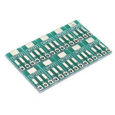 <b>50pcs SOT89/SOT223 to</b> SIP Patch Transfer Adapter Board SIP ...