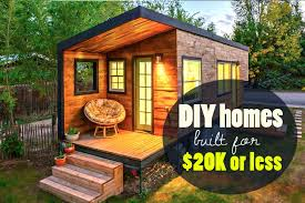Eco Friendly DIY Homes Built for   K or Less    Inhabitat    Architecture