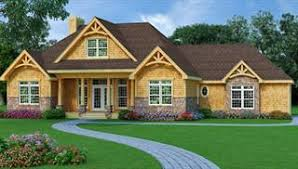 Craftsman House Plans   The House Designersimage of HOLLY HILL House Plan