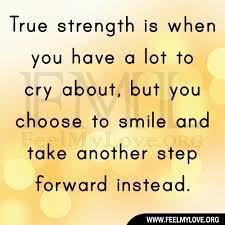 Strength Quotes   Feel My Love via Relatably.com