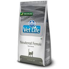 <b>Сухой корм Farmina Vet</b> Life Neutered Female, для ...