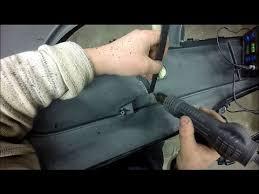 Как запаять <b>бампер</b>. Ремонт кузова Mitsubishi Colt. Body repair ...