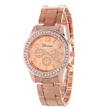 Online Shop <b>2019 Luxury Brand lady</b> Crystal Watch Women Dress ...