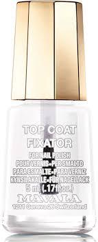 <b>Mavala Фиксатор</b> лака/<b>Top Coat</b> 5 мл — купить в интернет ...
