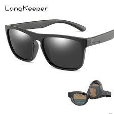 New Square Mirror <b>Polarized Kids Sunglasses Children</b> Safety ...