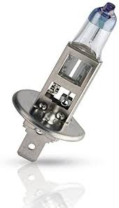 <b>Philips H1</b> 12258 X-treme Vision Headlight Bulb (<b>12V</b>, <b>55W</b> ...