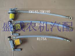 <b>Free shipping R175A R180A</b> EM185 EM190 switch Fuel pipe oil ...