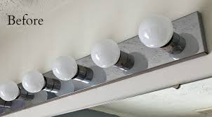 design change bathroom vanity light