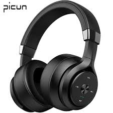 Picun <b>P80S Gaming Headphones</b> Headset Stereo Over Ear Wired ...